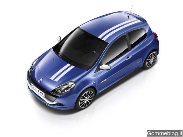 Clio Gordini Renault Sport: sportiva, veloce e molto divertente 3
