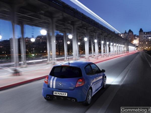Clio Gordini Renault Sport: sportiva, veloce e molto divertente