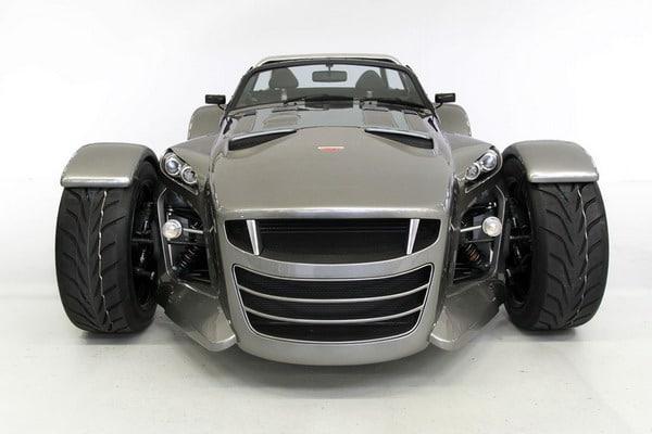 Donkervoort D8 GTO: 700 chili e motore Audi RS3 Sportback