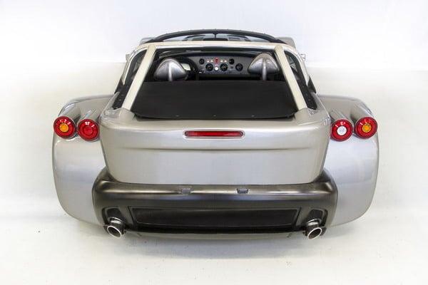 Donkervoort D8 GTO: 700 chili e motore Audi RS3 Sportback 2