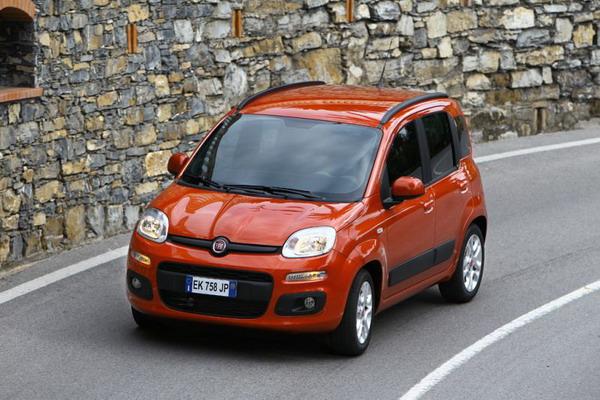 Fiat Panda Twinair Turbo Dualogic 3