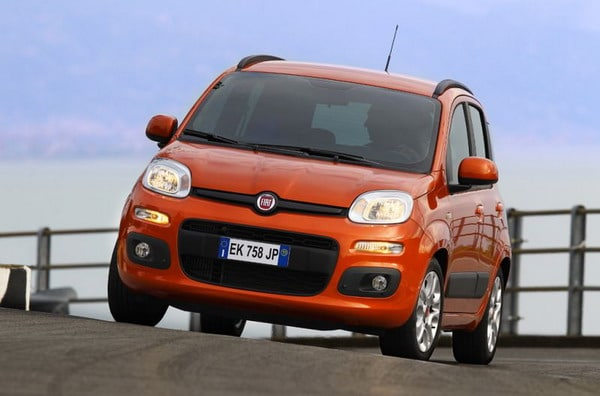 Fiat Panda .. prova a prenderla. Nuovissimo trailer cartoon in 3D 5