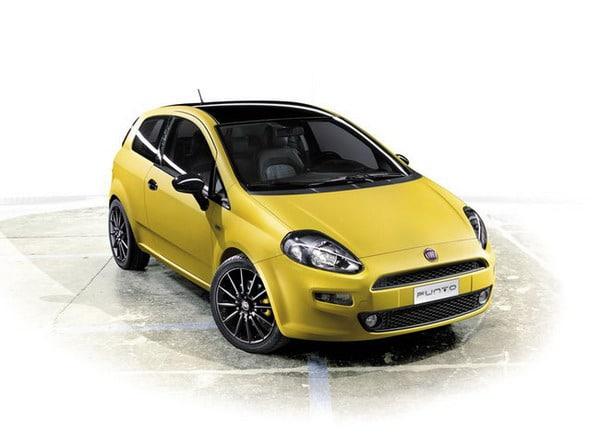 """Fiat Punto 2012 """"Born this way"""": quando 135 CV si sposano con """"giallo e nero"""""""