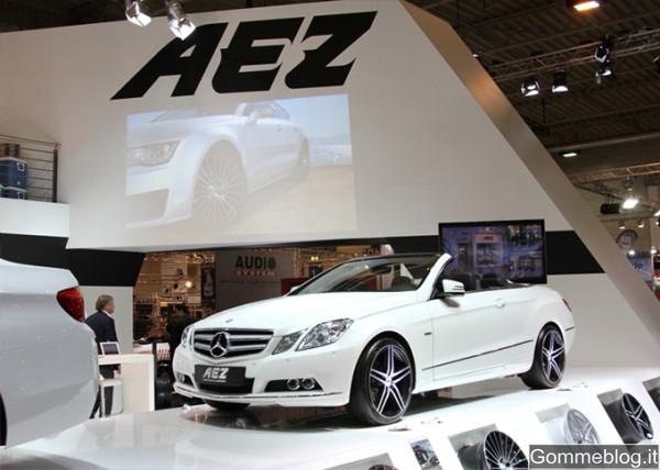 Cerchi in lega: le novità di AEZ, DOTZ e DEZENT esposte al Motor Show di Essen 2