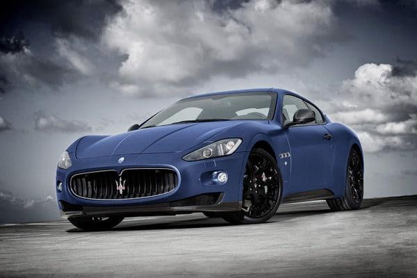 A Bologna Maserati svela la GranTurismo S Limited Edition