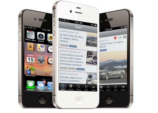 MercedesNews: l'App per essere sempre informati sulle Auto della Stella