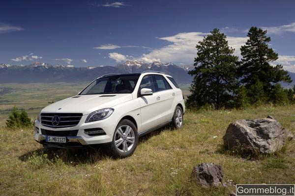 """Mercedes Classe M: analizziamo da vicino il nuovo SUV della """"Stella"""" 8"""