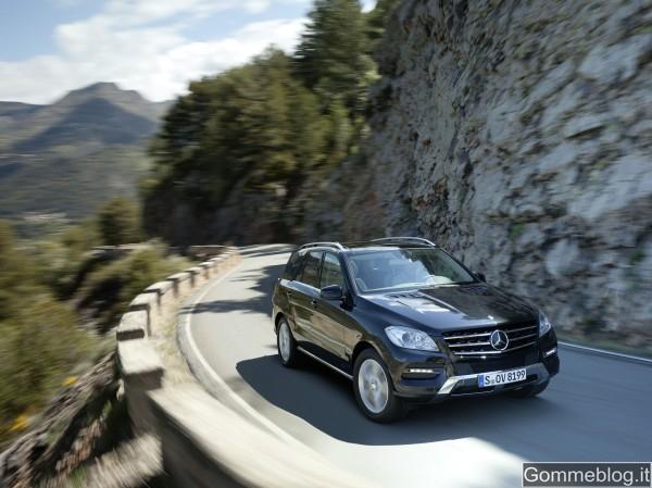 """Mercedes Classe M: analizziamo da vicino il nuovo SUV della """"Stella"""" 1"""