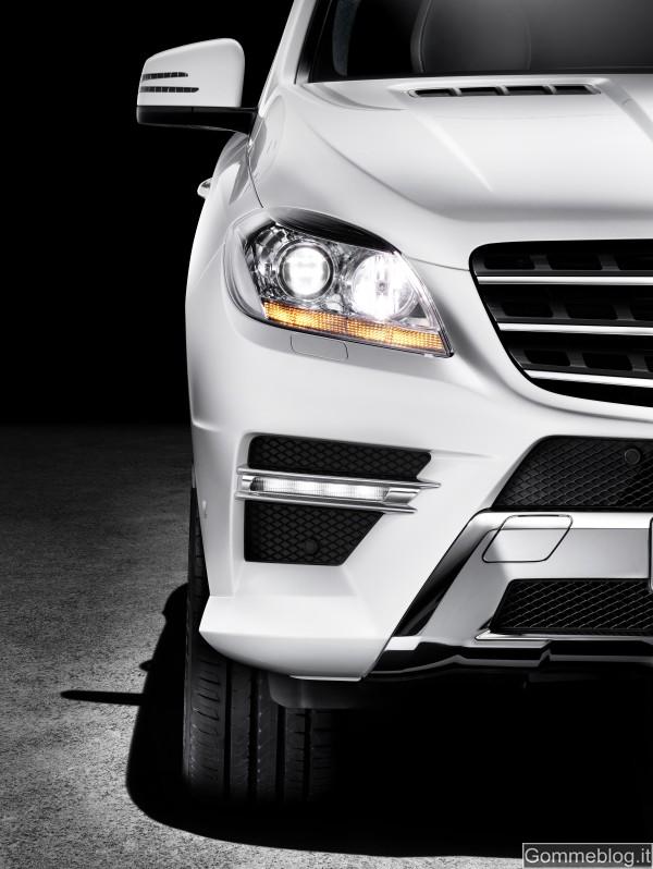 """Mercedes Classe M: analizziamo da vicino il nuovo SUV della """"Stella"""" 2"""