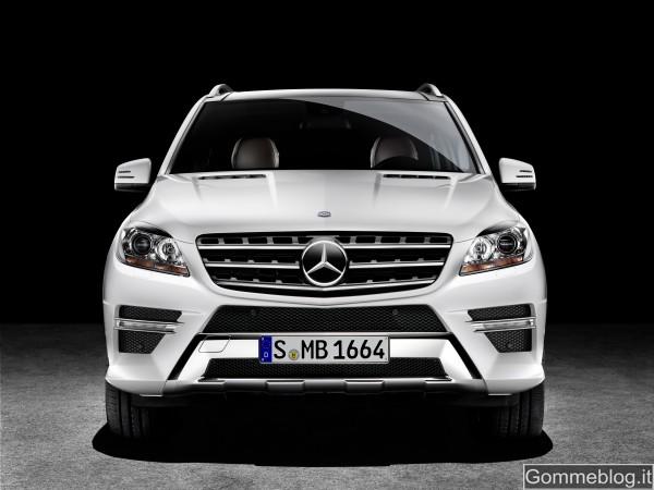 """Mercedes Classe M: analizziamo da vicino il nuovo SUV della """"Stella"""""""