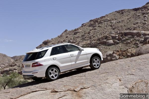 """Mercedes Classe M: analizziamo da vicino il nuovo SUV della """"Stella"""" 14"""