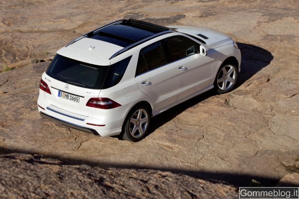 """Mercedes Classe M: analizziamo da vicino il nuovo SUV della """"Stella"""" 7"""