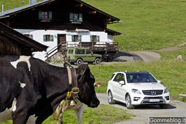 """Mercedes Classe M: analizziamo da vicino il nuovo SUV della """"Stella"""" 6"""