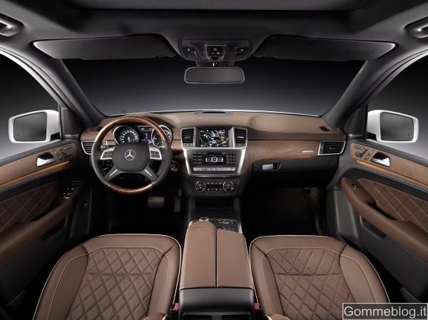 """Mercedes Classe M: analizziamo da vicino il nuovo SUV della """"Stella"""" 11"""