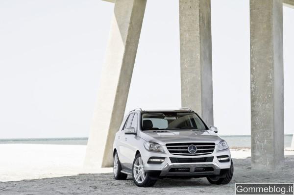 """Mercedes Classe M: analizziamo da vicino il nuovo SUV della """"Stella"""" 12"""