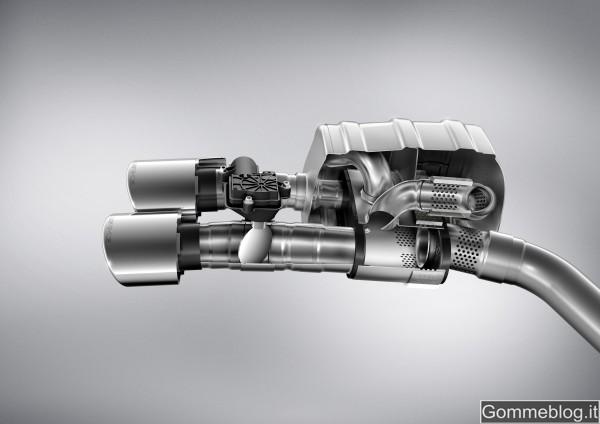 Nuovo Motore 5.5 litri V8 AMG: analizziamone tecnica e prestazioni 6