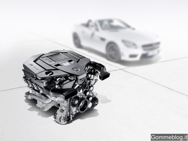 Nuovo Motore 5.5 litri V8 AMG: analizziamone tecnica e prestazioni