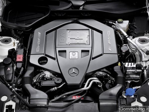 Nuovo Motore 5.5 litri V8 AMG: analizziamone tecnica e prestazioni 8
