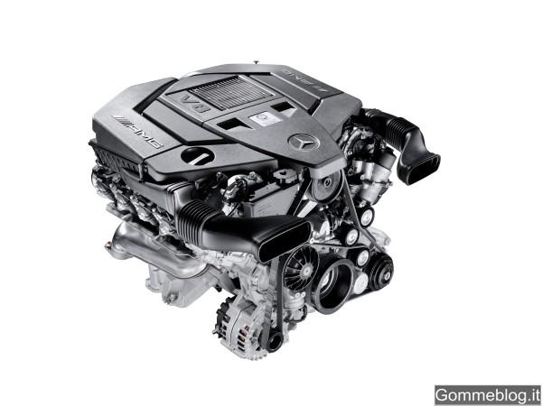 Nuovo Motore 5.5 litri V8 AMG: analizziamone tecnica e prestazioni 2