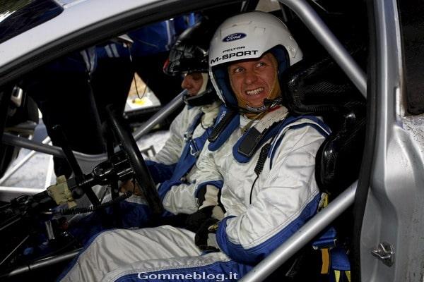 Ford presenta la nuova squadra per il Campionato del Mondo di Rally 2012 - 2013 2