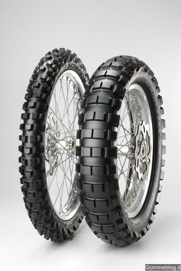 Pirelli Scorpion Rally: arrivano le nuove misure per le maxi enduro stradali 2