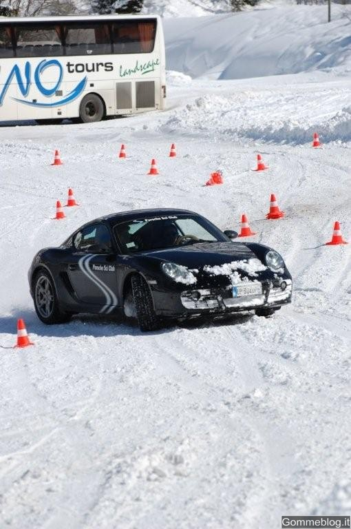 Sciare in Italia insieme a Porsche Sci Club: 5 appuntamenti dedicati ai clienti