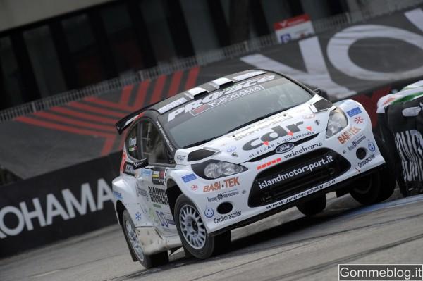 Successi Yokohama nelle gare rally del Motor Show 2011