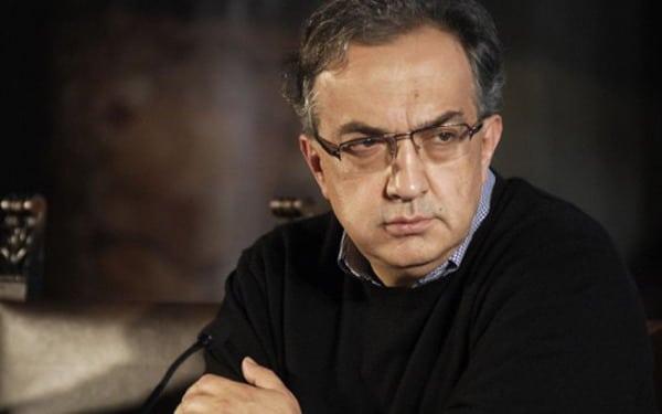 Marchionne: il futuro di Fiat potrebbe essere lontano dall'Italia