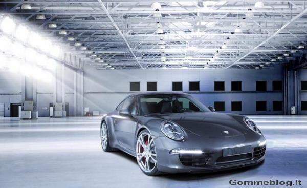 Nuova Porsche 911; appena nata e già elaborata da TechArt