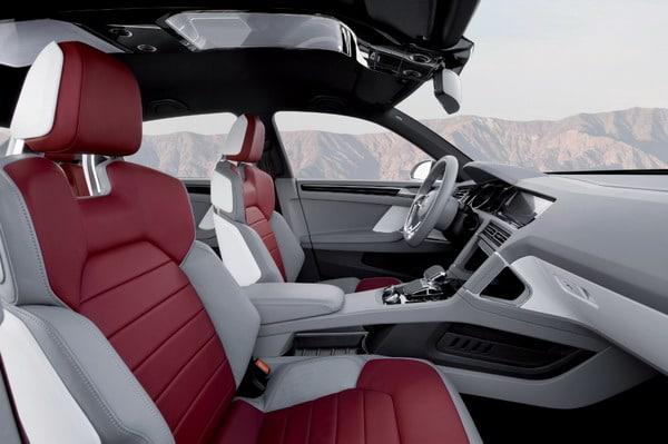 Volkswagen Cross Coupé: Una coupé tra i SUV compatti 2