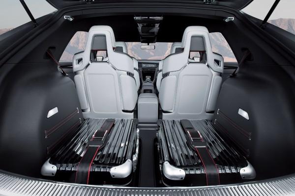 Volkswagen Cross Coupé: Una coupé tra i SUV compatti 7