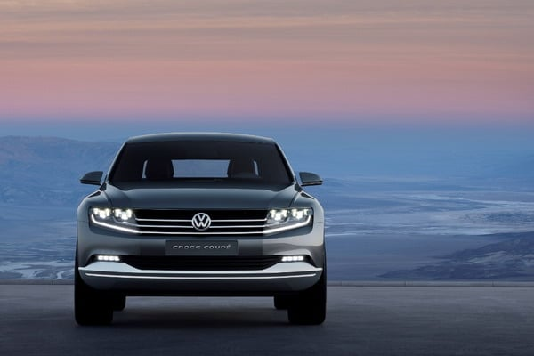Volkswagen Cross Coupé: Una coupé tra i SUV compatti 9