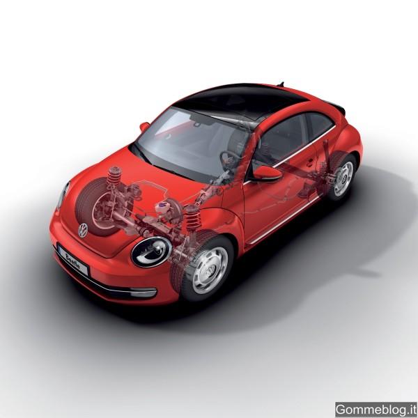 Volkswagen Beetle: nuovo Maggiolino 2012