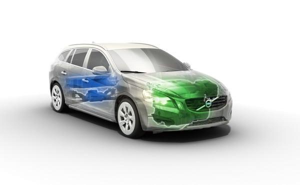 Volvo V60 plug-in Hybrid: ibrida con tre diverse personalità