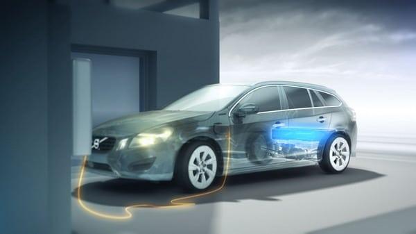 Volvo V60 plug-in Hybrid: ibrida con tre diverse personalità 5