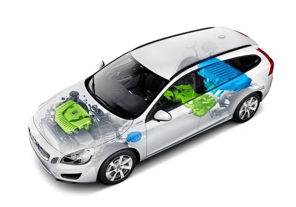 Volvo V60 plug-in Hybrid: ibrida con tre diverse personalità 2