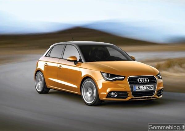 Prezzi Audi A1 Sportback: ecco il listino ufficiale