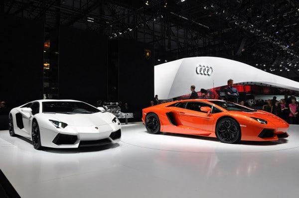 """Lamborghini Aventador LP 700-4 è la """"Supercar dell'Anno"""""""