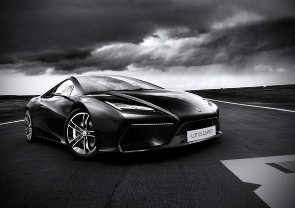 Nuova Lotus Esprit: in arrivo un V8 aspirato da 570 CV e uno Turbo da 620