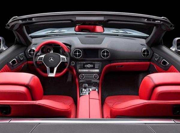 """Nuova Mercedes SL: le prime immagini """"non ufficiali"""" 2"""