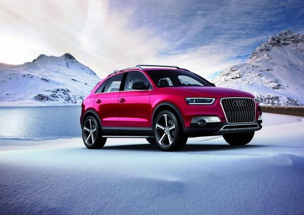 Audi Q3 Vail: pensato per gli amanti degli sport invernali 3