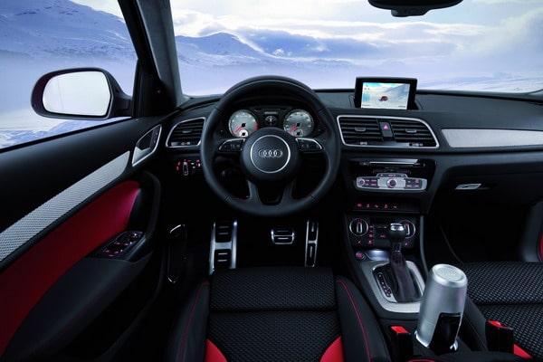 Audi Q3 Vail: pensato per gli amanti degli sport invernali 5