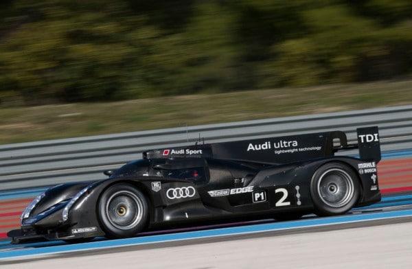 Audi R18H: prototipo ibrido per la 24 Ore di Le Mans 2012?
