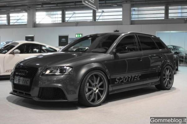 Audi RS3 Sportback Tuning Sportec 1