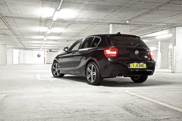 BMW 125i: 218 CV per il nuovo 2.0 Twin Scroll benzina