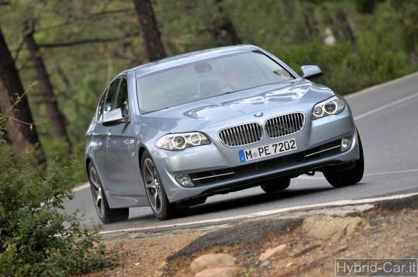 BMW ActiveHybrid 5: quando la 535i diventa ibrida 3