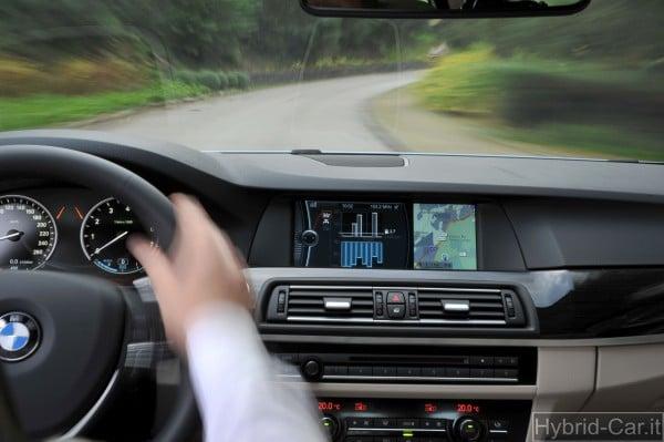 BMW ActiveHybrid 5: quando la 535i diventa ibrida
