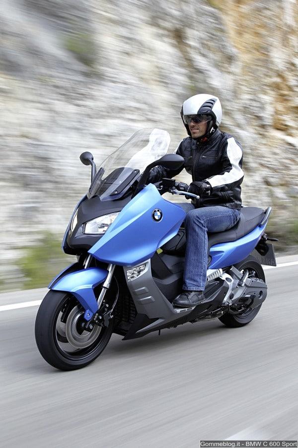 Scooter BMW: C 600 Sport e C 650 GT. La tecnica, le prestazioni e le differenze 6