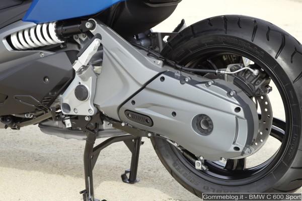 Scooter BMW: C 600 Sport e C 650 GT. La tecnica, le prestazioni e le differenze 10