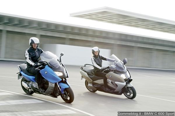 BMW C 600 Sport e C 650 GT: Nuovo listino prezzi